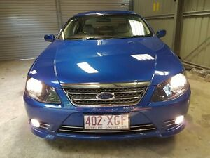 FORD FAIRMONT GHIA-AS NEW- BF MK II-LOW Ks-BARGAIN!!! Brisbane City Brisbane North West Preview