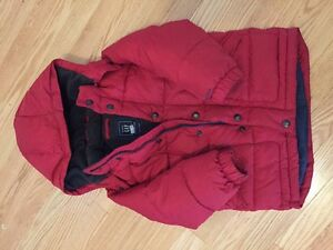 Gap Warmest jacket size 5