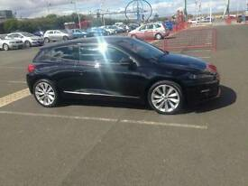 2008 58 VW SCIROCCO 2.0 TSI GT LOTS OF UPGRADES
