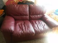 Free Two- sitter Sofa.