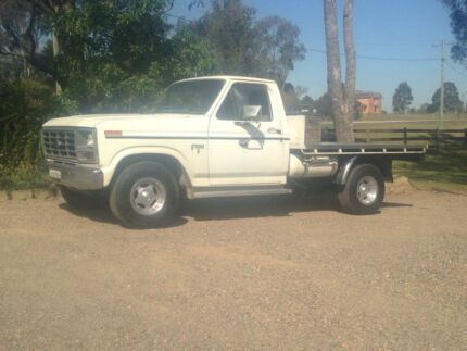 1985 Ford F100 Ute
