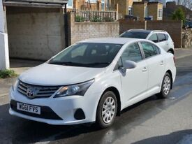 image for 2012 Toyota, AVENSIS, Saloon, Full Service History 1 Year MOT