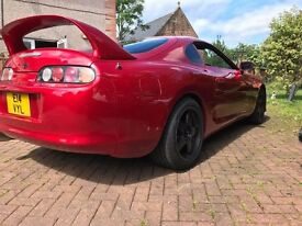 Toyota Supra n/a manual