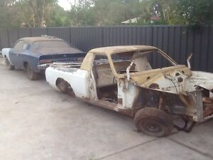 Valiant vj charger / ute dodge Chrysler Caboolture Caboolture Area Preview