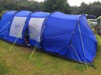 Eurohike 6man tent