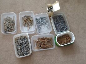 Selection of nails