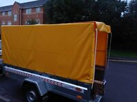 Box (canopy) Trailer for Sale