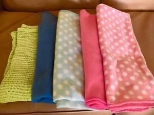 Baby's blankets/wraps Launceston Launceston Area Preview