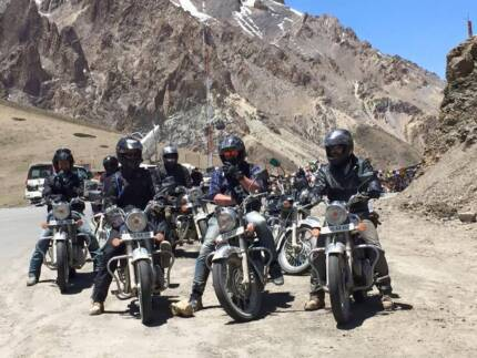 Himalayan Motorcycling Adventure - Old school adventure West Perth Perth City Preview