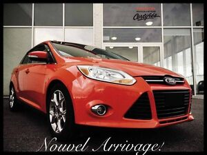 FORD FOCUS SEL 2012 ~ CLIMATISEUR | CUIR | TOIT OUVRANT | MAGS |