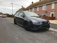 Ford Focus st-3 over 300bhp launch control Audi BMW Golf Seat Renault