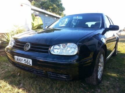 2003 Volkswagen Golf Hatchback Taree Greater Taree Area Preview