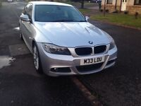 BMW 320d manual M sport e90 6 speed