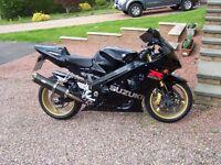 Suzuki GSXR 1000cc ZK4 Limited Edition, clean rare bike comes with all original parts