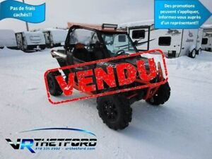 2014 Polaris RZR XP 1000 EPS COTE A COTE