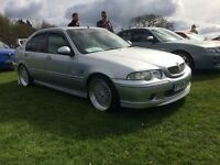 Mg zs 180 2.5 v6. Great condition
