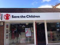 Charity Shop Volunteer (Unpaid)