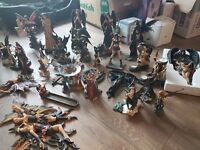 Gothic figurines Job lot 32+3 small ones
