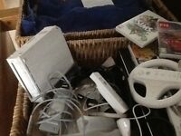 Nintendo wii. Used but good condition