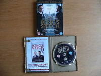 DVD The King's Speech (Colin Firth)