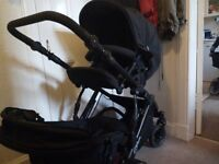 Britax B-Dual Double Buggy