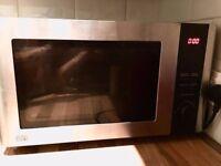 MICROWAVE- Perfect condition, sainsbury microwave