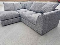 BRAND NEW DYLAN BARCELONA CORNER AND 3+2 SEATER SOFA AVAILABLE IN STOCK