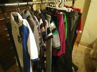 joblot of mix clothing