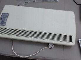 Electric wall mounted radiators 2kw