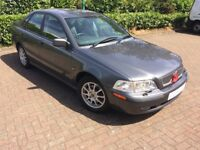 2001 VOLVO S40 AUTOMATIC + LIMITED EDITION + VERY HIGH SPEC