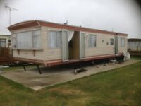 caravan for rent / hire , we have 3 caravans for hire sited in clacton on sea essex