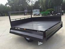 7x6 Heavy Duty Tray Top Trailer / Flat Top Salisbury Area Preview