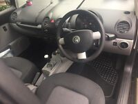 vw beetle bargain ,drive superb,low mileage ,just read the text and share !!!