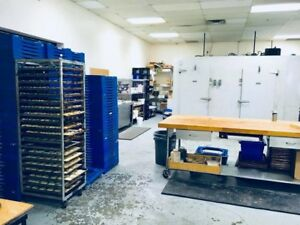 Commercial Bakery For Sale in Mississauga-Only $79900