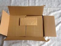 Box of 1000 Manilla Envelopes DL 110mm x 220mm