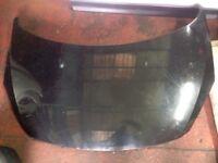2006 PEGEOT 307 BLACK 5 DOOR BONET