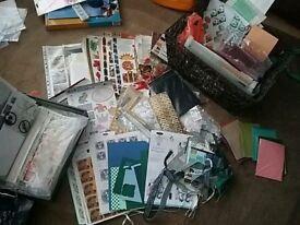 Card making / scrapbooking