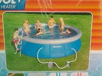 Bestway pool and all accessories