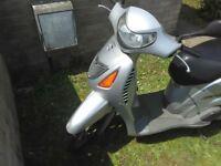2002 Honda SH125