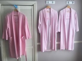 Wedding pary dressing gowns ballymoney