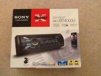 Sony MEX-BT4000U Car Audio System