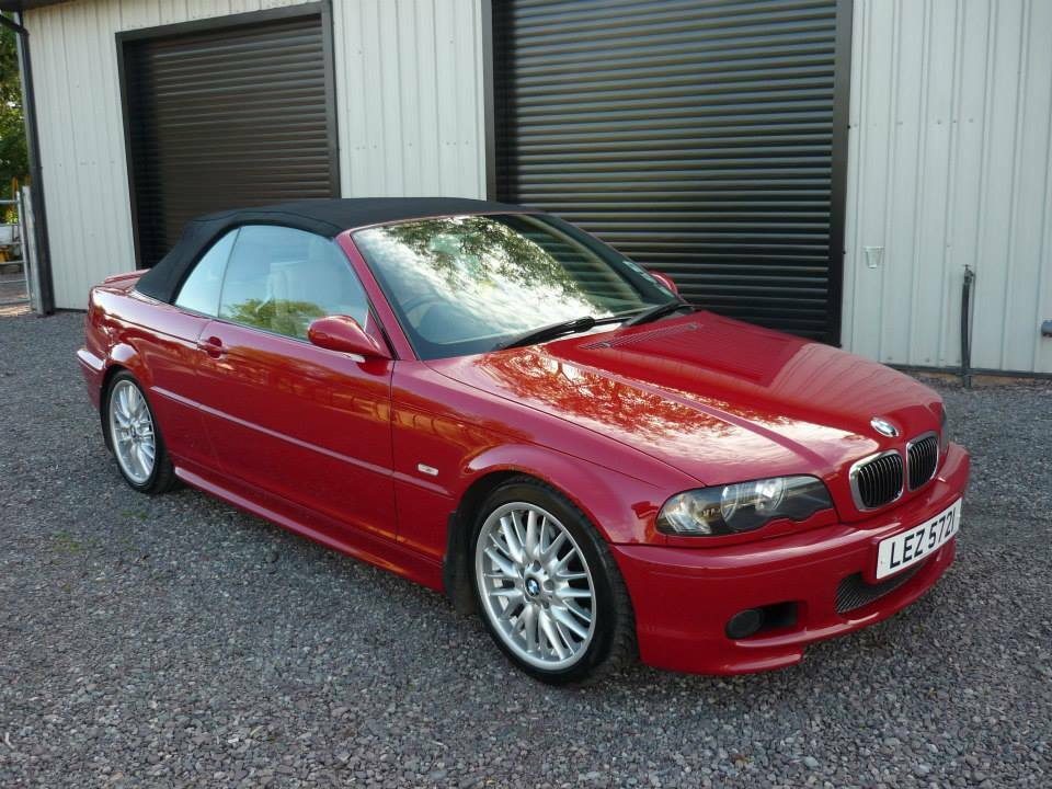 2003 bmw e46 330ci convertible ac schnitzer sport imola. Black Bedroom Furniture Sets. Home Design Ideas