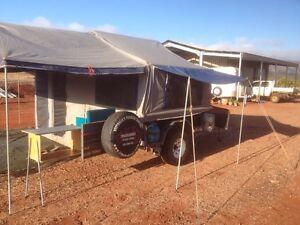 Camper Trailer- Off road Tolga Tablelands Preview