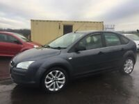 2005 FOCUS 1.4 LX M,O,T,'D TODAY 125K ON CLOCK DRIVES' SUPERB NO ISSUE'S £799