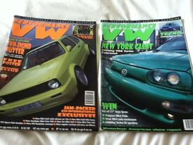 Performance VW magazines