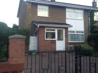 3 bed semi detached in campsall Doncaster