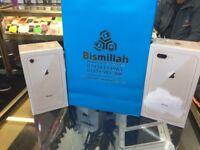 UNLOCKED BRAND NEW IPHONE 8+ PLUS 64GB 1 YEAR WARRANTY SEALED BOXED