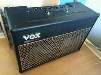 Vox Valvetronix Guitar Amp and Footswitch