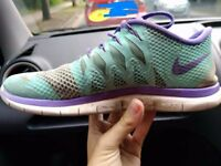 lost nike shoe (found)