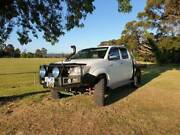 2006 SR Toyota Hilux Newborough Latrobe Valley Preview